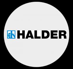 Logo Halder
