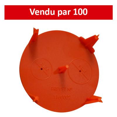 RUSTIN'PLACK<br/>vendu par 100