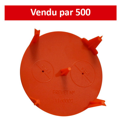 RUSTIN'PLACK<br/>vendu par 500